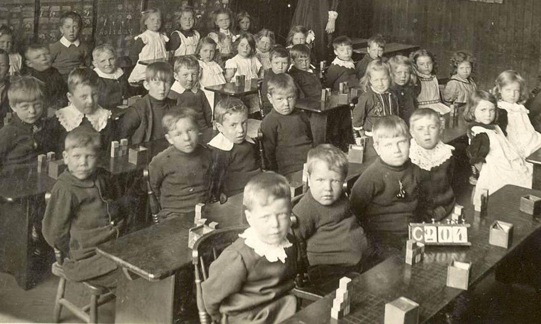 Надежда Крупская о впечатлениях от швейцарской школы. 1909 год